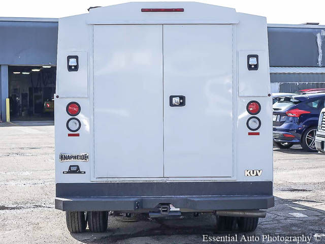 2017 Transit 350 HD Low Roof DRW, Knapheide Service Utility Van #171609 - photo 7