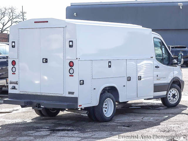 2017 Transit 350 HD Low Roof DRW, Knapheide Service Utility Van #171609 - photo 2
