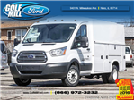 2017 Transit 350 HD Low Roof DRW, Knapheide Service Utility Van #171609 - photo 1