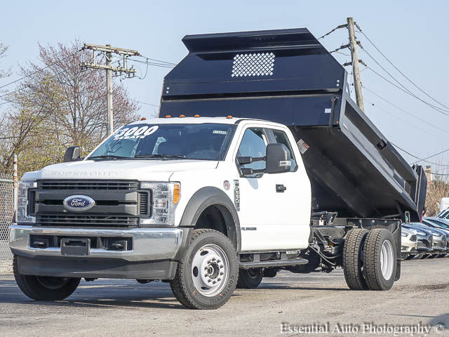 2017 F-550 Super Cab DRW 4x4, Knapheide Dump Body #171649 - photo 3