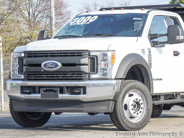 2017 F-550 Super Cab DRW 4x4, Knapheide Dump Body #171649 - photo 4
