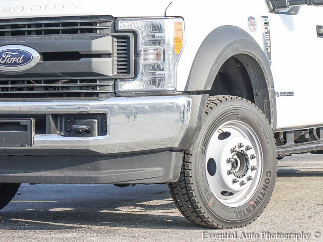 2017 F-550 Super Cab DRW 4x4, Knapheide Dump Body #171649 - photo 5