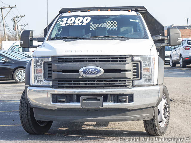 2017 F-550 Super Cab DRW 4x4, Knapheide Dump Body #171649 - photo 6