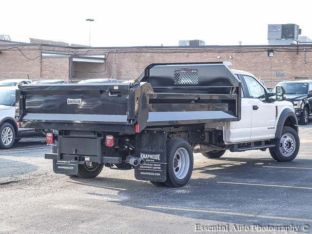 2017 F-550 Super Cab DRW 4x4, Knapheide Dump Body #171649 - photo 2