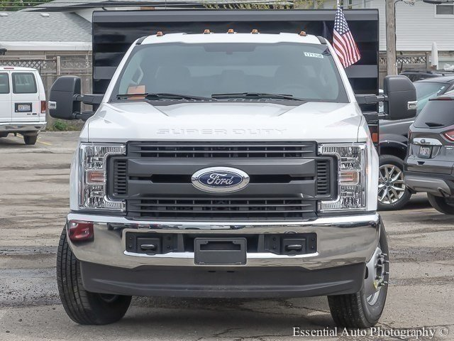 2017 F-350 Super Cab DRW 4x4, Rugby Landscape Dump #171708 - photo 5