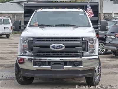 2017 F-350 Super Cab DRW 4x4, Rugby Uni-Body Landscaper Landscape Dump #171708 - photo 5