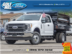 2017 F-350 Super Cab DRW 4x4, Rugby Landscape Dump #171708 - photo 1