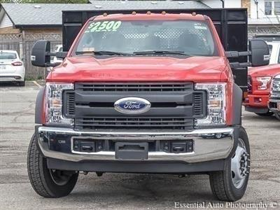 2017 F-450 Regular Cab DRW, Auto Truck Group Stake Bed #171711 - photo 5