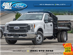 2017 F-350 Regular Cab DRW, Knapheide Dump Body #171915 - photo 1