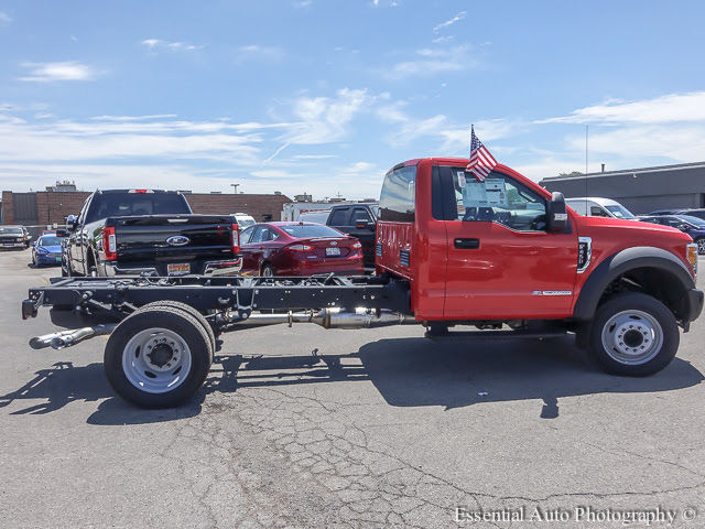 2017 F-450 Regular Cab DRW Cab Chassis #172230 - photo 10