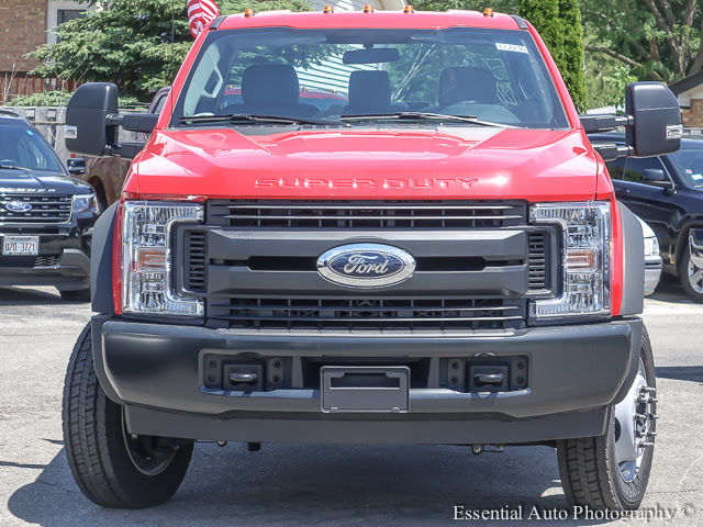2017 F-450 Regular Cab DRW Cab Chassis #172230 - photo 5