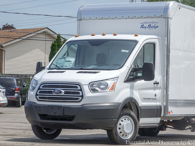 2017 Transit 350 HD Low Roof DRW, Bay Bridge Cutaway Van #172307 - photo 3
