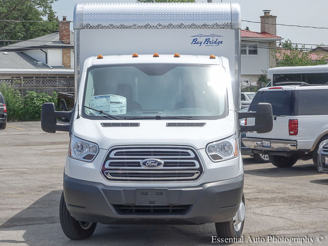 2017 Transit 350 HD Low Roof DRW, Bay Bridge Cutaway Van #172307 - photo 5