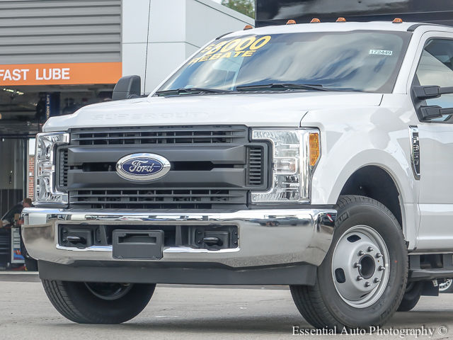 2017 F-350 Super Cab DRW, Rugby Uni-Body Landscaper Landscape Dump #172449 - photo 3