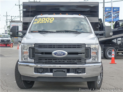 2017 F-350 Super Cab DRW, Rugby Uni-Body Landscaper Landscape Dump #172449 - photo 5