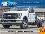 2017 F-350 Regular Cab DRW 4x4 Cab Chassis #172588 - photo 1