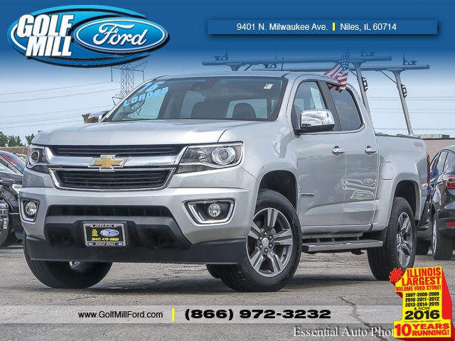 2016 Colorado Crew Cab 4x4 Pickup #172626A - photo 1