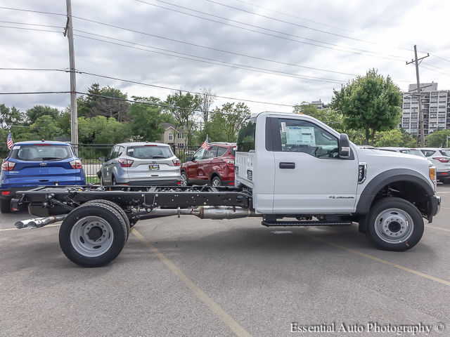2017 F-450 Regular Cab DRW Cab Chassis #172725 - photo 10