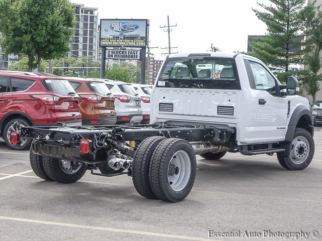 2017 F-450 Regular Cab DRW 4x2,  Cab Chassis #172725 - photo 2