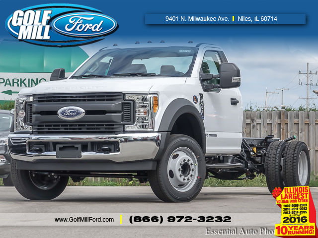 2017 F-450 Regular Cab DRW Cab Chassis #172725 - photo 1