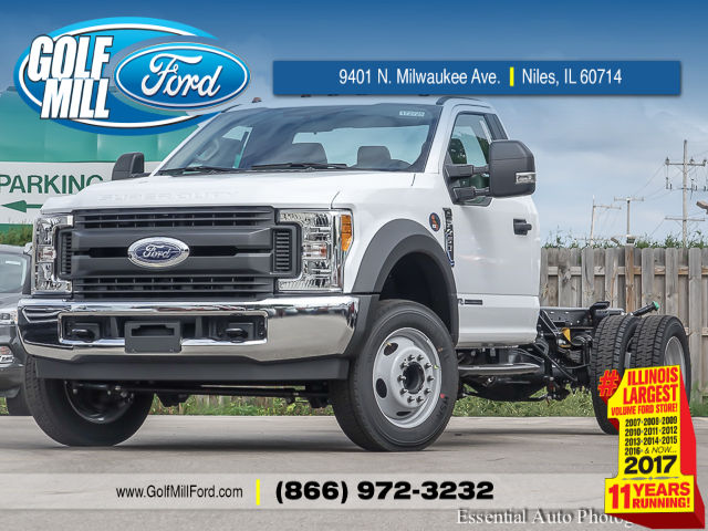 2017 F-450 Regular Cab DRW, Cab Chassis #172725 - photo 1
