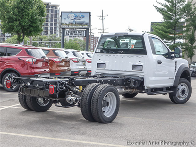 2017 F-450 Regular Cab DRW, Cab Chassis #172725 - photo 2
