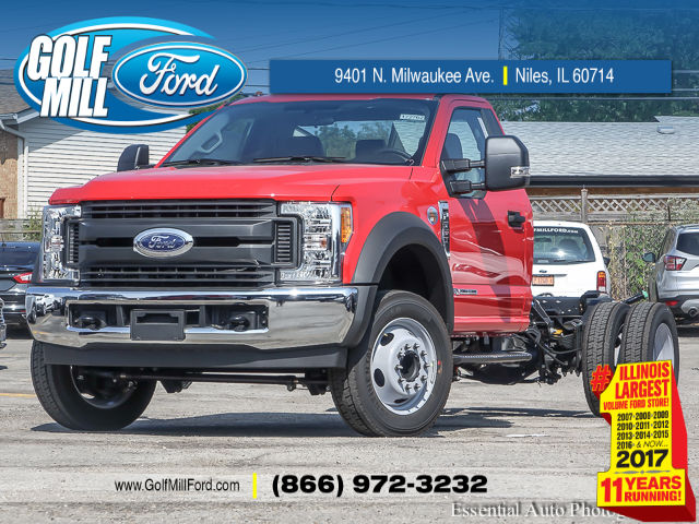 2017 F-550 Regular Cab DRW 4x2,  Cab Chassis #172762 - photo 1