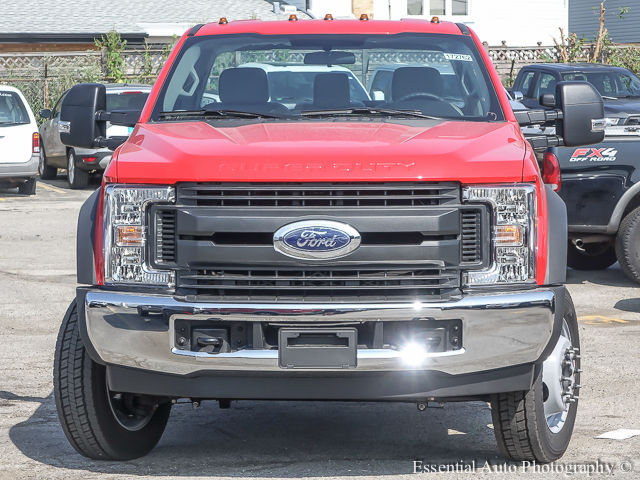 2017 F-550 Regular Cab DRW 4x2,  Cab Chassis #172762 - photo 5
