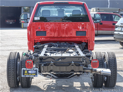 2017 F-550 Regular Cab DRW 4x2,  Cab Chassis #172762 - photo 7