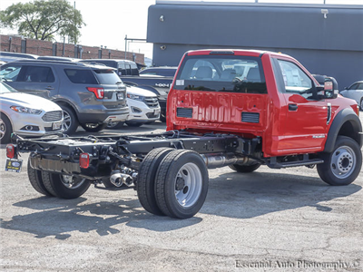2017 F-550 Regular Cab DRW 4x2,  Cab Chassis #172762 - photo 2