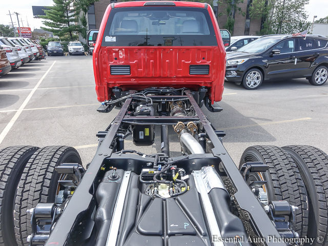 2017 F-450 Regular Cab DRW Cab Chassis #172763 - photo 21