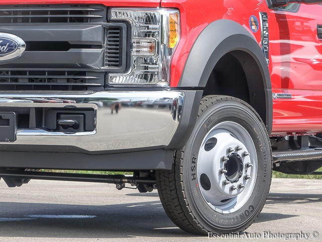 2017 F-450 Regular Cab DRW Cab Chassis #172763 - photo 4