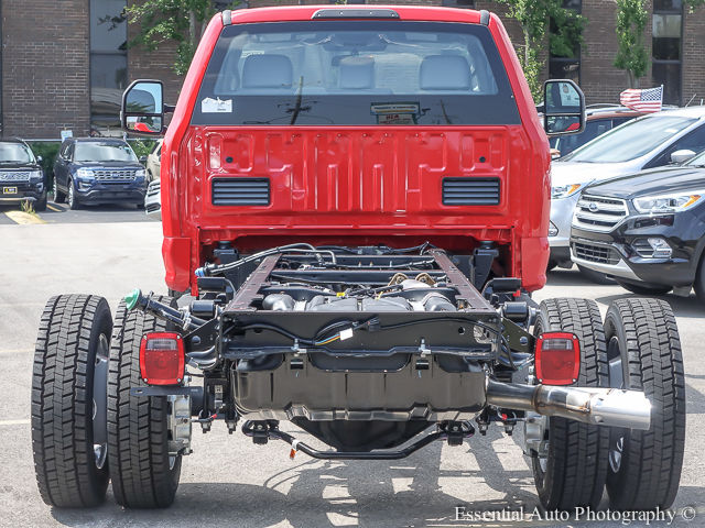 2017 F-450 Regular Cab DRW Cab Chassis #172763 - photo 7