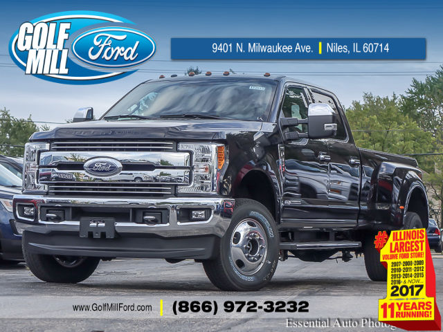 2017 F-350 Crew Cab DRW 4x4 Pickup #172815 - photo 1