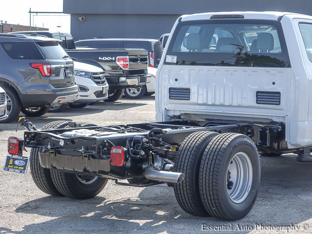 2017 F-350 Super Cab DRW Cab Chassis #172832 - photo 9