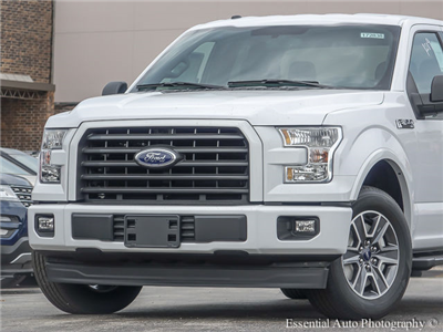 2017 F-150 Super Cab Pickup #172838 - photo 3