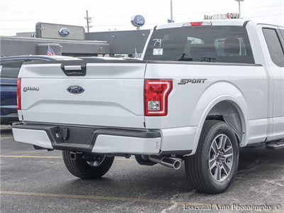 2017 F-150 Super Cab Pickup #172838 - photo 9