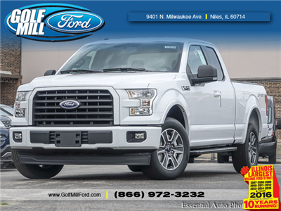 2017 F-150 Super Cab Pickup #172838 - photo 1