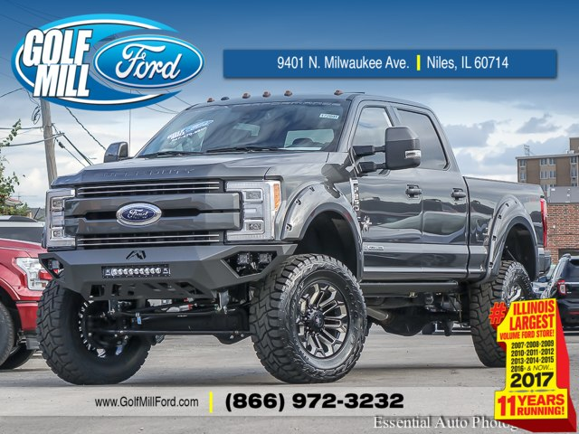 2017 F-250 Crew Cab 4x4,  Pickup #172891 - photo 1