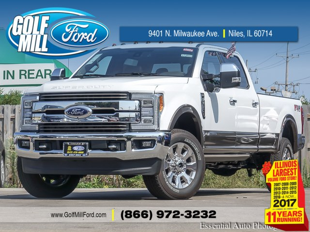2017 F-250 Crew Cab 4x4, Pickup #172934 - photo 1