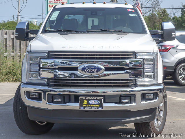 2017 F-250 Crew Cab 4x4, Pickup #172934 - photo 5