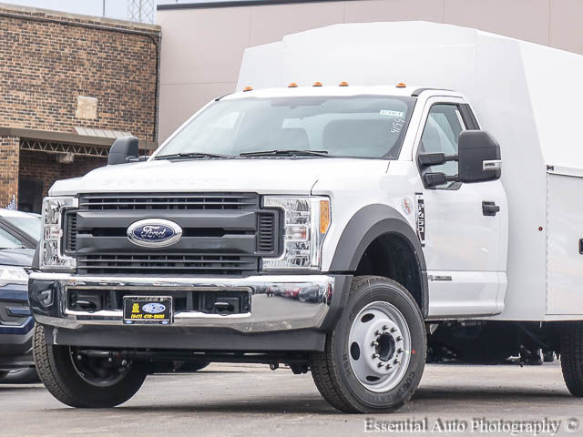 2017 F-450 Regular Cab DRW, Knapheide KUVcc Service Utility Van #172991 - photo 3