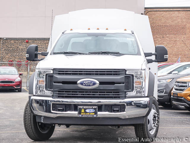 2017 F-450 Regular Cab DRW, Knapheide KUVcc Service Utility Van #172991 - photo 5