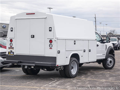 2017 F-450 Regular Cab DRW, Knapheide KUVcc Service Utility Van #172991 - photo 2