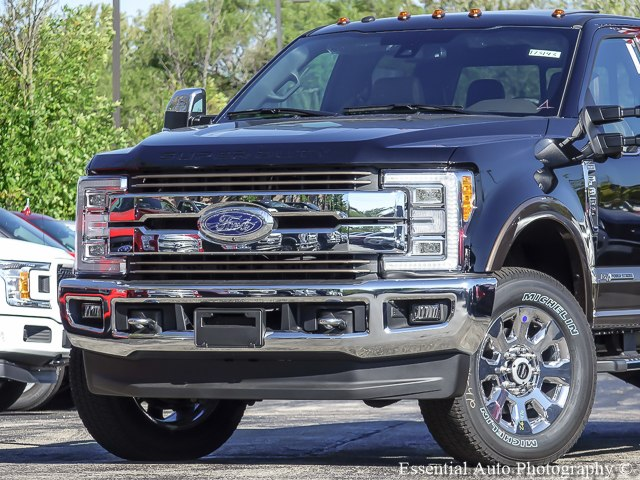2017 F-350 Crew Cab 4x4 Pickup #173143 - photo 3