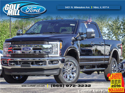 2017 F-350 Crew Cab 4x4 Pickup #173143 - photo 1