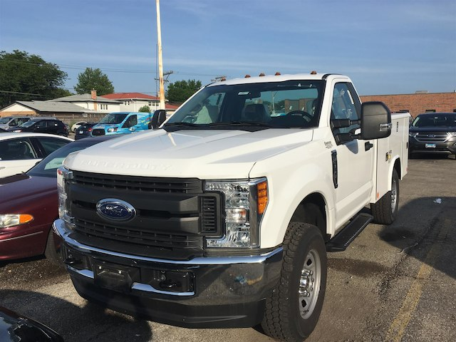 2017 F-350 Regular Cab 4x4,  Cab Chassis #173462 - photo 2