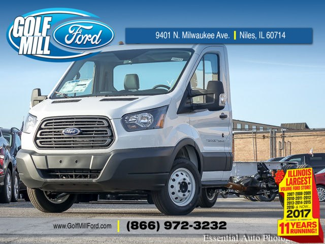2018 Transit 350 HD DRW, Cutaway #180033 - photo 1