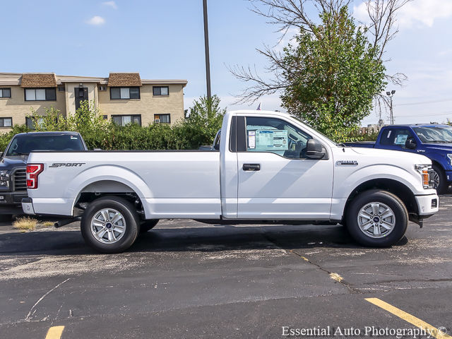 2018 F-150 Regular Cab 4x2,  Pickup #180045 - photo 10