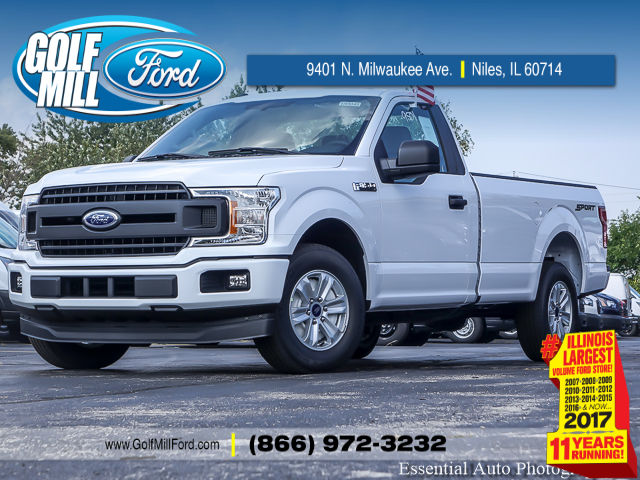 2018 F-150 Regular Cab 4x2,  Pickup #180045 - photo 1